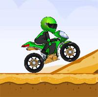 Crazy Motorbike Play