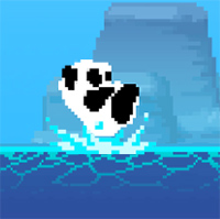 Panda Skip Play